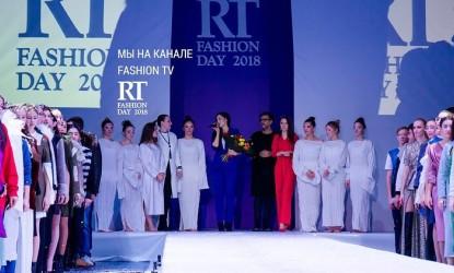 Наш Брэнд @fondato.fashion на фестивали моды Rt fashion day - Нальчик 28.12.2018