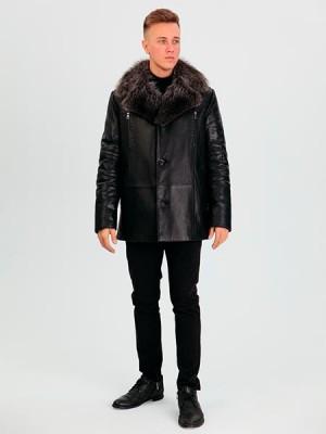 Куртки мужские с мехом