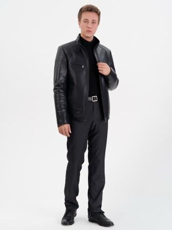 1053 Самуэль, Куртка из натуральной кожи, воротник